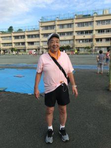 目黒区中根小学校ラジオ体操