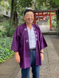 田島けんじ 自由が丘 熊野神社 例大祭